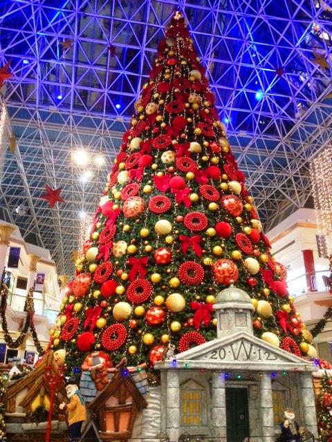 shopping mall christmas tree - Christmas Tree Shopping