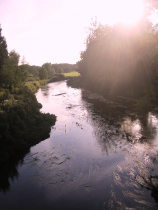 The River Stour at Fordwich