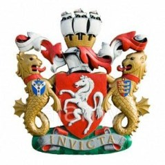 Kent's Coat of Arms