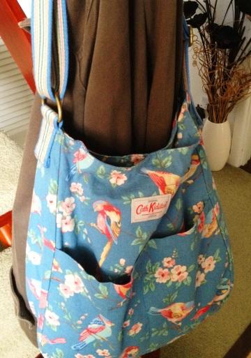 My lovely Cath Kidston bag